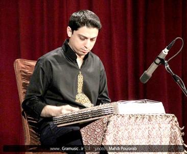 Photo of درباره ی رامین میلانی نوازنده سنتور و آهنگساز خوش ذوق مشهدی