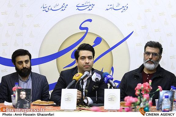 Photo of آلبوم حالا که میروی، عاشقانه ای با همکاری محمد معتمدی و فرید سعادتمند