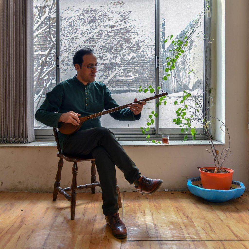 حبیب الماسیان مدرس آواز در آموزشگاه های موسیقی مشهد