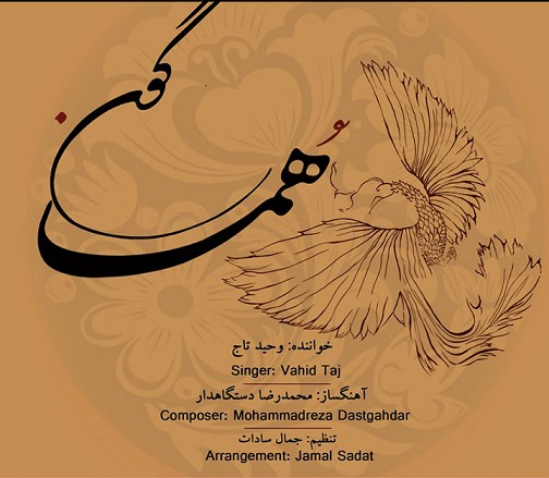 Photo of آلبوم هماگون؛اثری از وحید تاج، محمدرضا دستگاهدار، جمال سادات